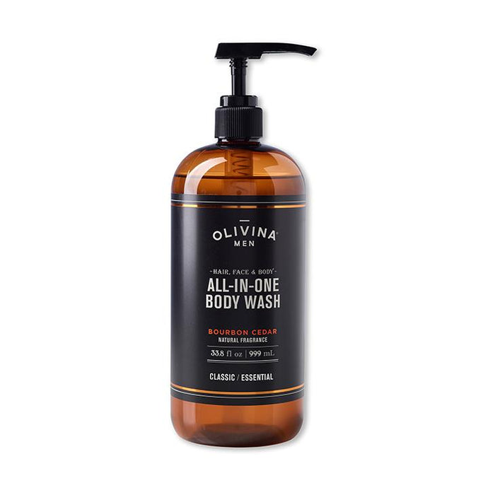 All-in-One Body Wash Bulk or Travel Size