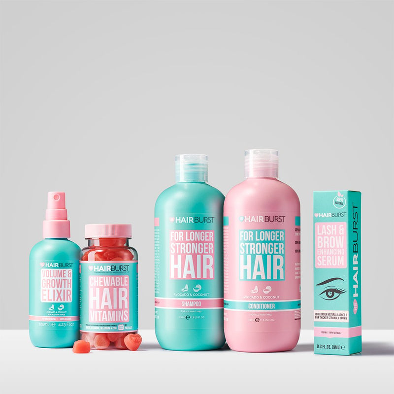 Complete Hair Growth Kit, Chewable Edition