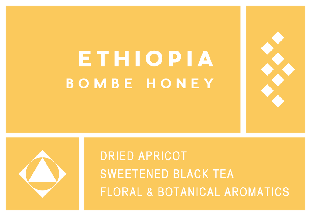 Ethiopia Bombe Honey