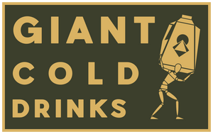 GIANT Cold Drinks(12-24hr Turnaround Time)