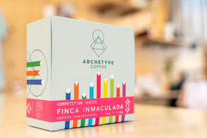 Competition Series - Finca Inmaculada Coffea Eugenioides