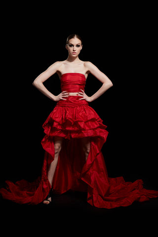 TWO-PIECE 'RED DRAGON""
