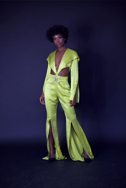 "JUMPSUIT ""SWEET LIME"""