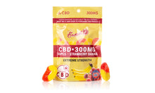 Sunset CBD Infused Gummy Rings Pack 300MG