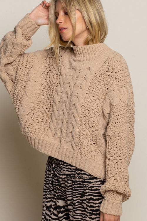 60100   Hazel Super Soft Sweater