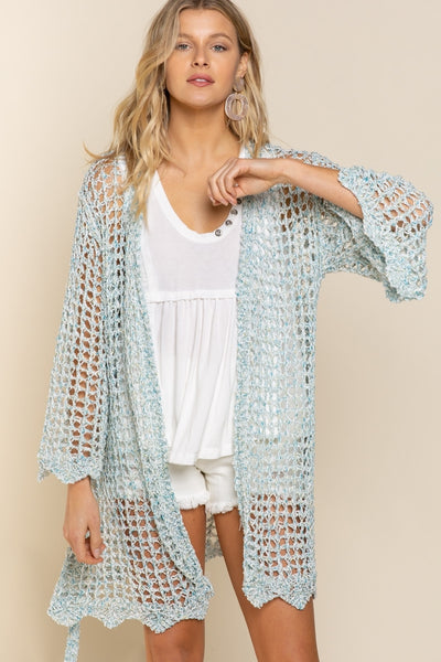 1154   Layla Lightweight Sweater Cardigan