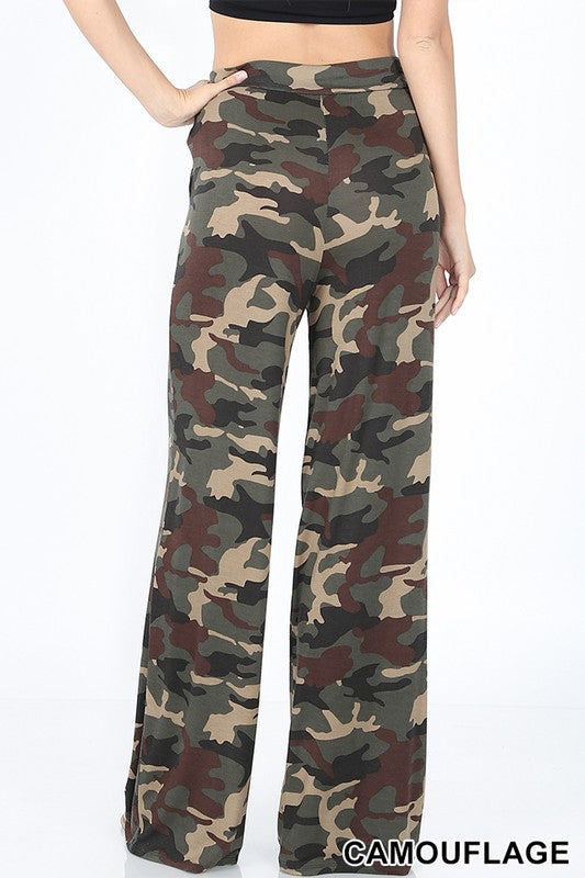 2151   Cassidy Camouflage Lounge Pants