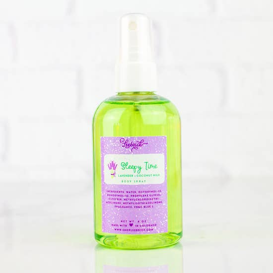 20130   SleepyTime (Lavender & Coconut) Body Spray