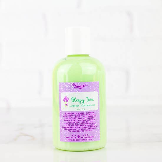 20135   SleepyTime (Lavender & Coconut) Body Lotion