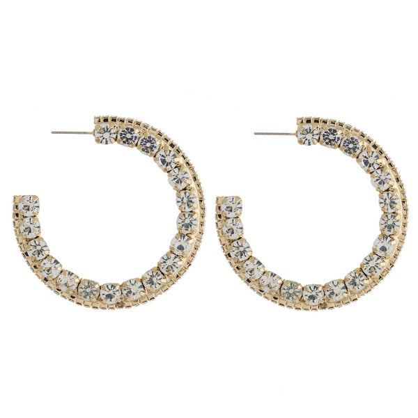 233578   Skyla Rhinestone Earrings