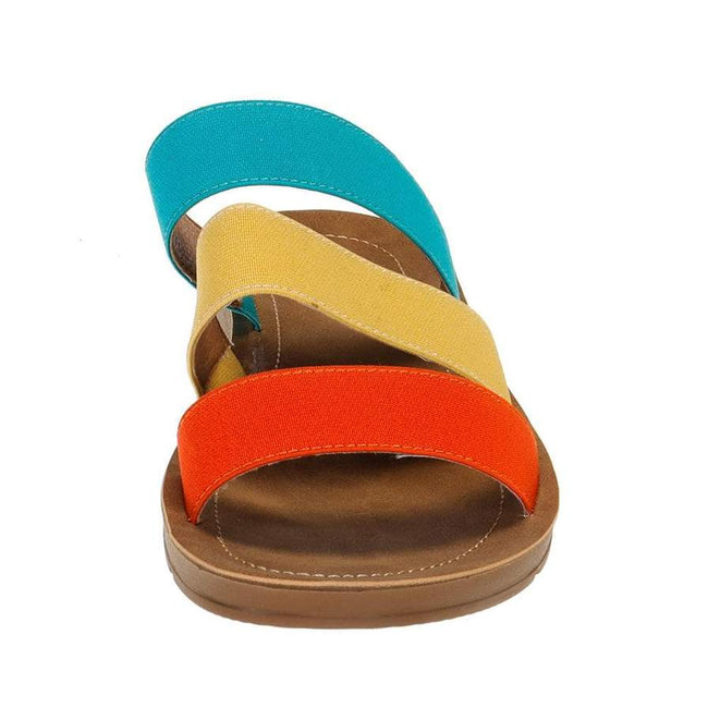 415113   Dafne Multi Color by Corky's Footwear