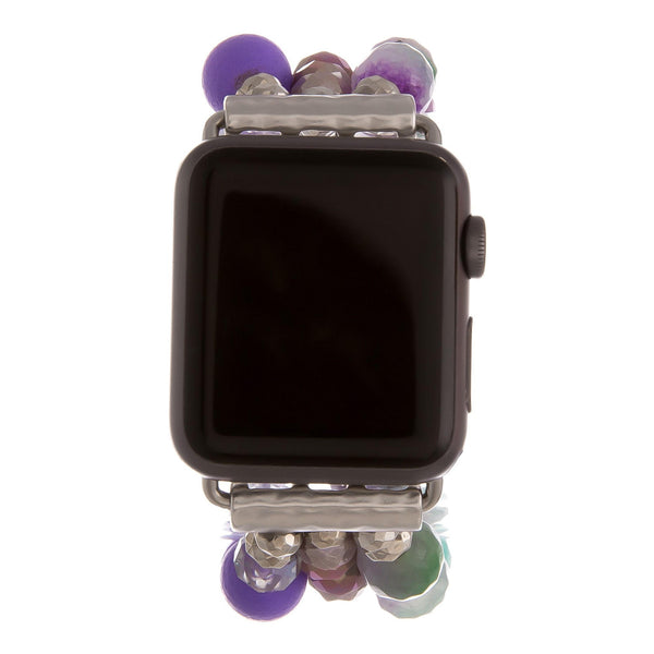 421007   Smart Watch Beaded Bracelet