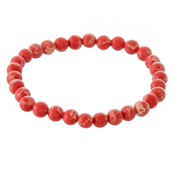 425880   Red Color Therapy Bracelet