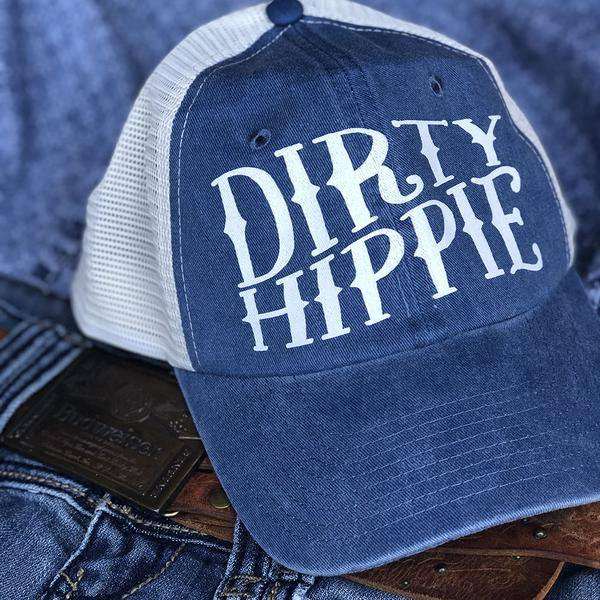 7011   Diana's 'Dirty Hippie' Hat
