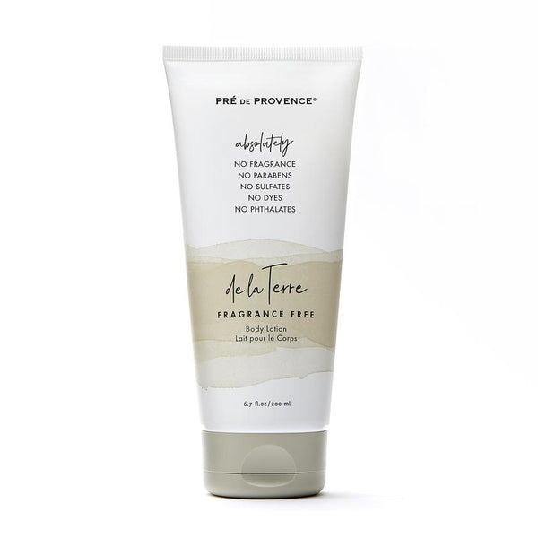 73502   De La Terre - Unscented Body Products