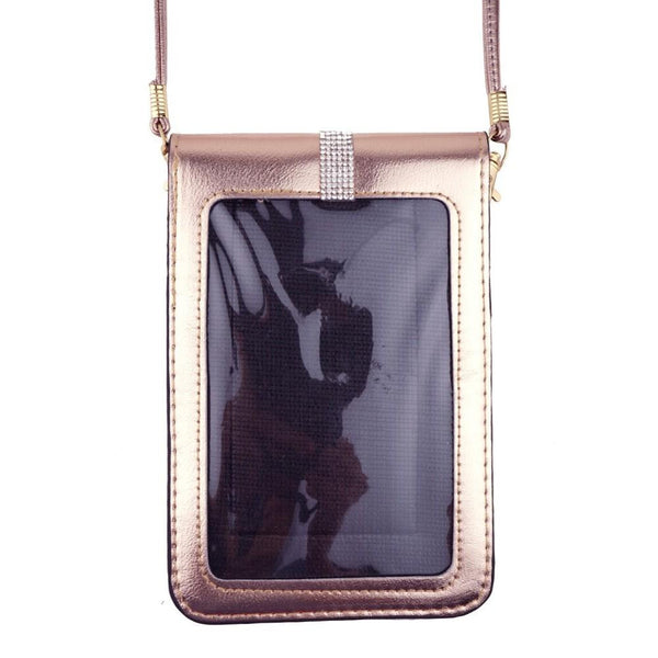 74142   Cell Phone Purse