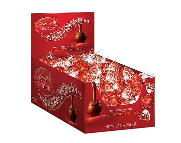 0002   Lindt Chocolate Truffles
