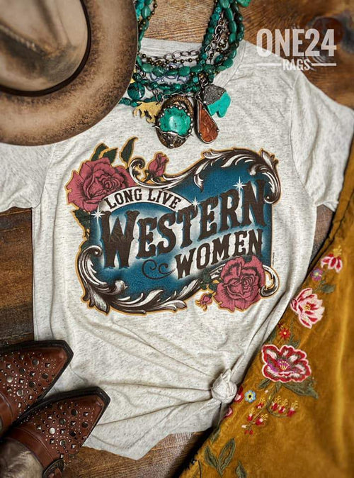 010912   Tess Long Live Western Women