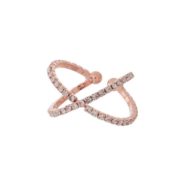 86403   Criss-Cross Ring