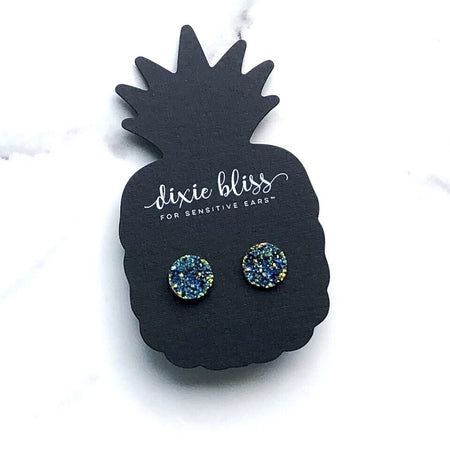 1422   Taran Tequila Sunrise Earrings by Dixie Bliss