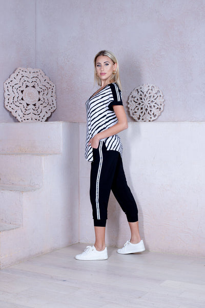 1129229   Chelsey Sporty Pant by Artex Fashions