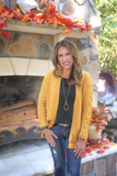 12211   Carson Cable-knit Cardigan