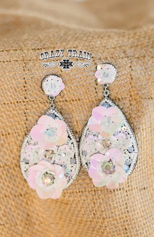 222462   Arielle Flower Earrings