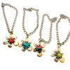 0638   Natalie Unforgettable Necklace by Amy Labbe