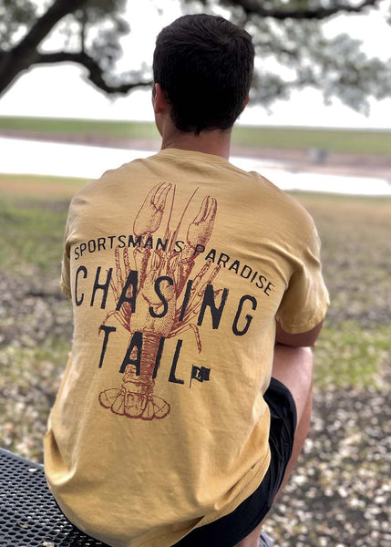 781   Chasing Tail Men's Graphic T-Shirt
