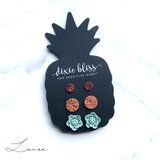 1463   Laura Earrings by Dixie Bliss