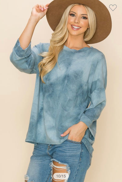 21612   Laurel Loose-fit Pullover