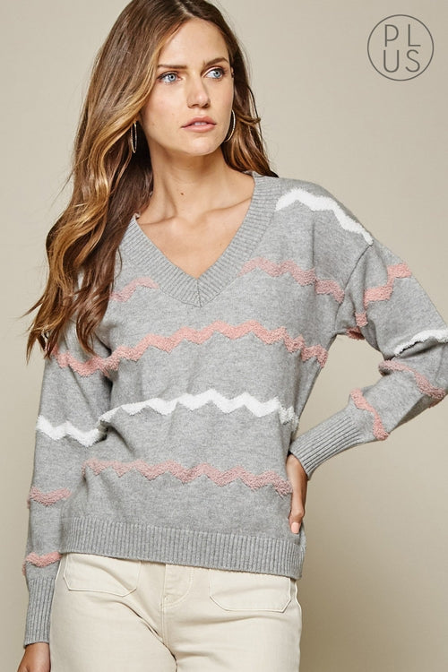 17586   Sara Lightweight Sweater