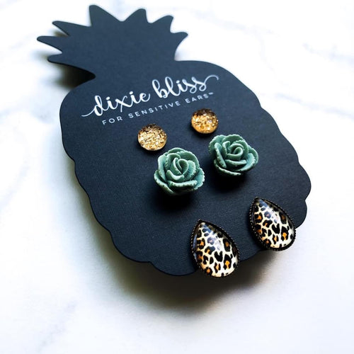 1536   Faye Earrings by Dixie Bliss