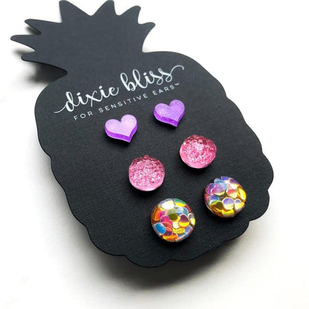 1496   Boston Earrings by Dixie Bliss