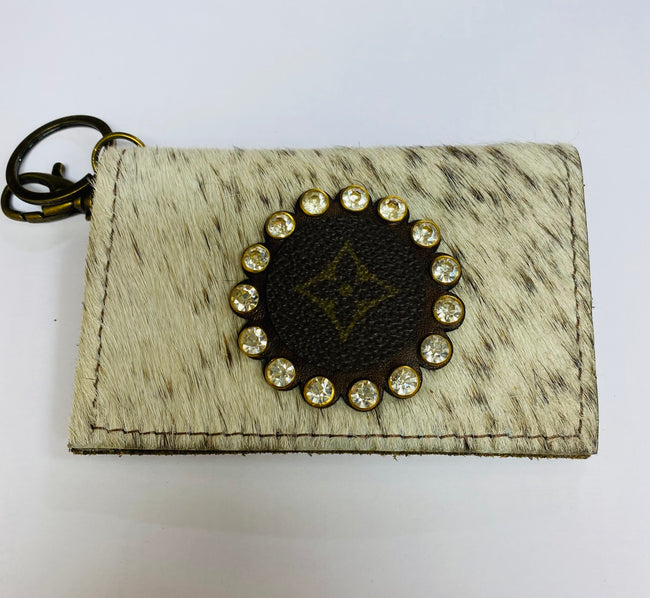 3012   Becca Genuine Leather Credit Card Holder