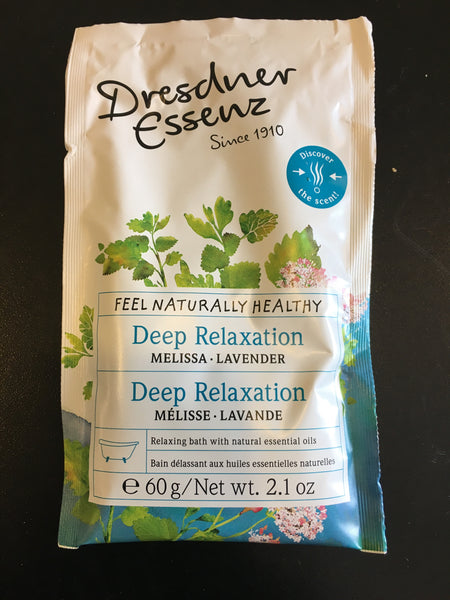 EU-19615   Dresdner Health Bath Soak
