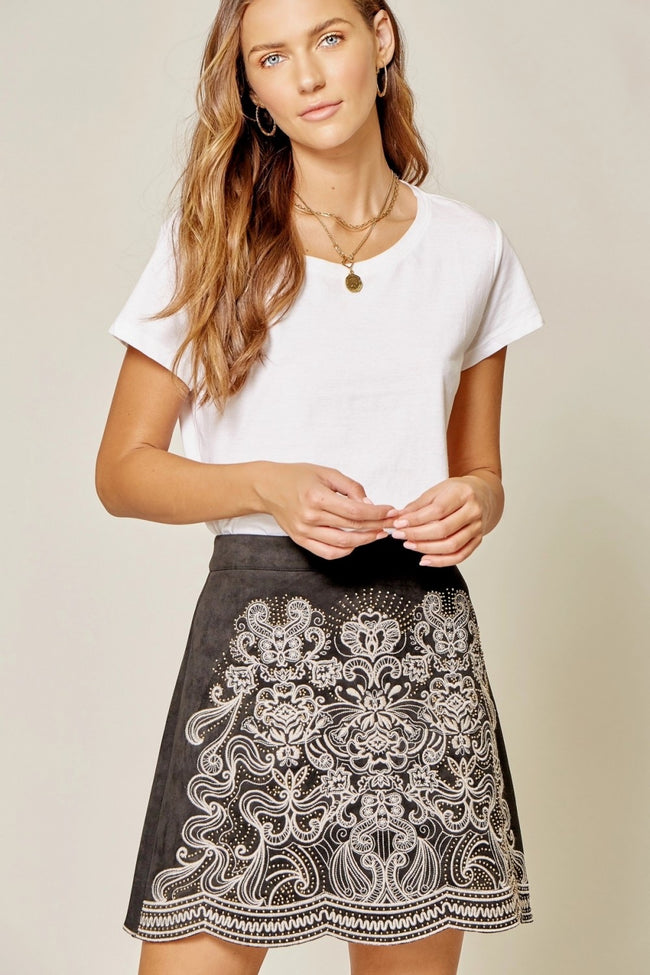 64277   Alyssa Skirt