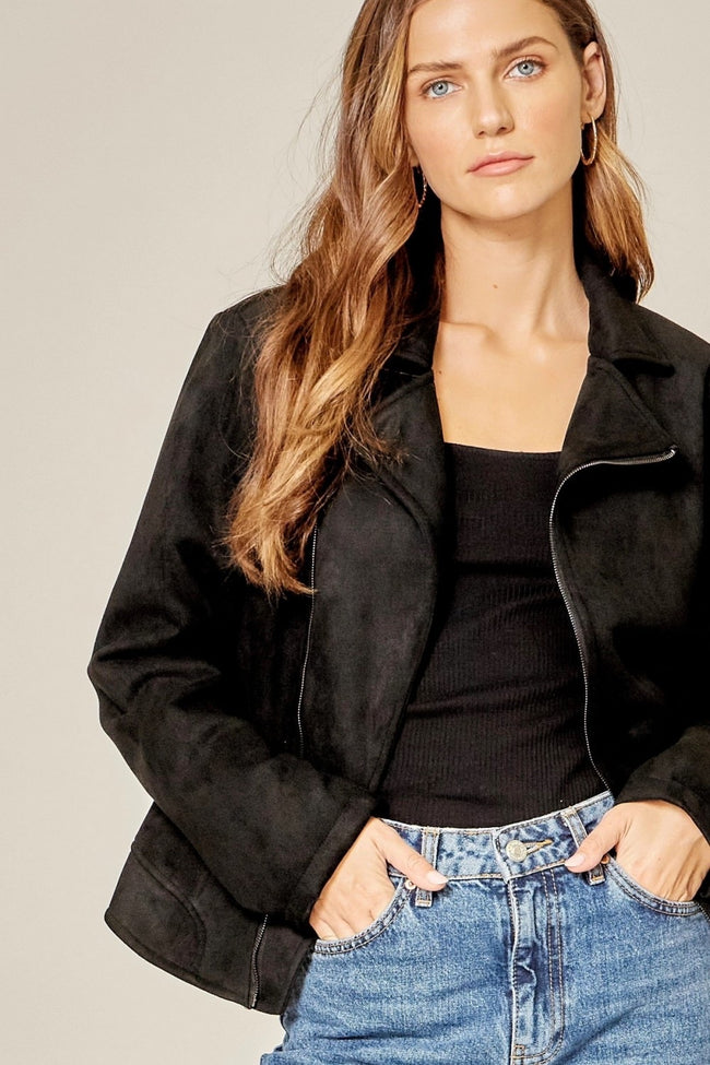 17789   Janelle Rocker Lips Jacket