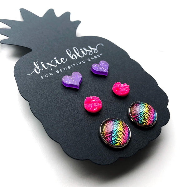 1501   Mila Earrings by Dixie Bliss
