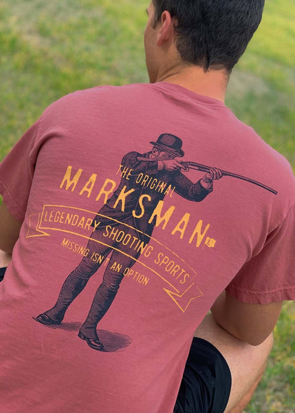 783   Original Marksman Men's Graphic T-Shirt