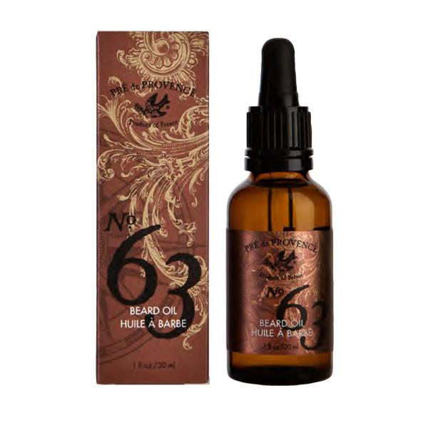 29609   No. 63 Men's Beard Oil