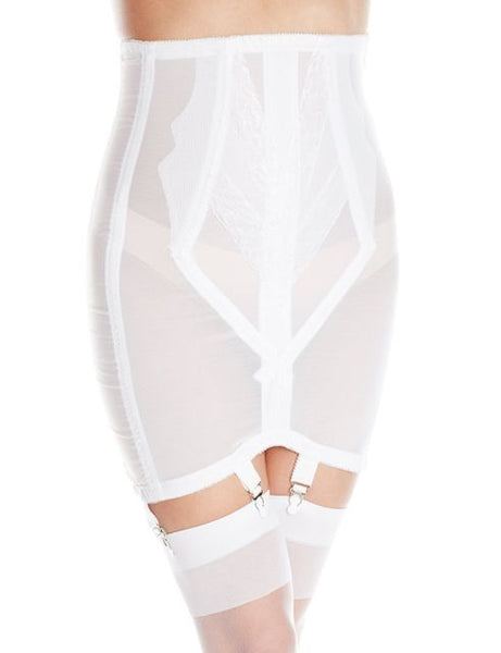 RG-6210   High-Waist Girdle w/ Zip