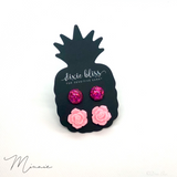 1423   Minnie Earrings by Dixie Bliss