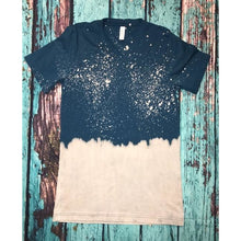 Distressed t-shirts S-2XL