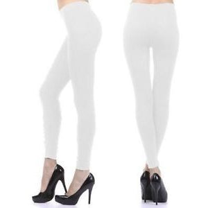 OS or S/M - White leggings