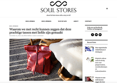 First of June, Soulstores, ethical fashion, sustainable fashion, online magazine, leather bags