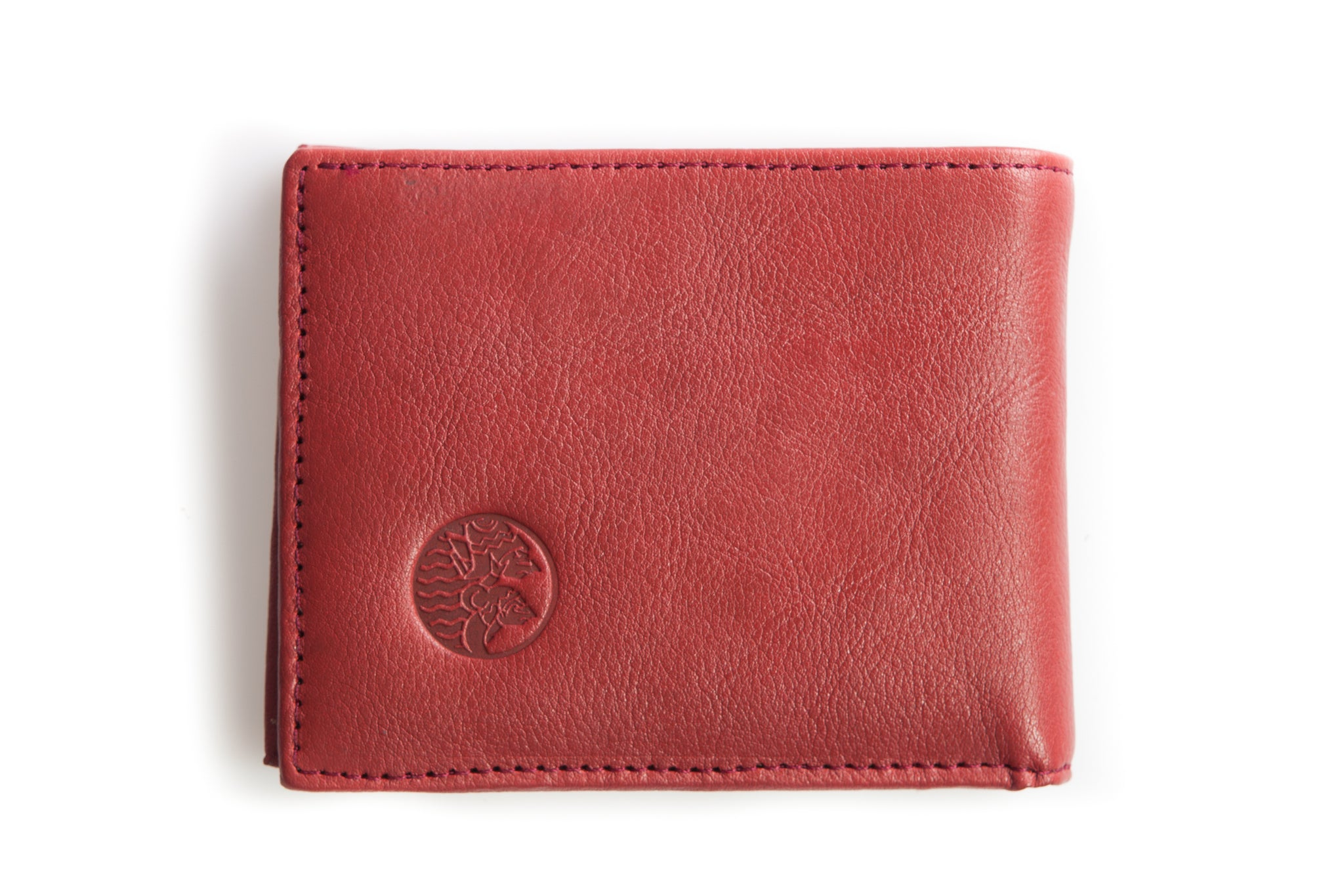 first of June, bima wallet, vegetable tanned leather, engraved leather, leather wallet