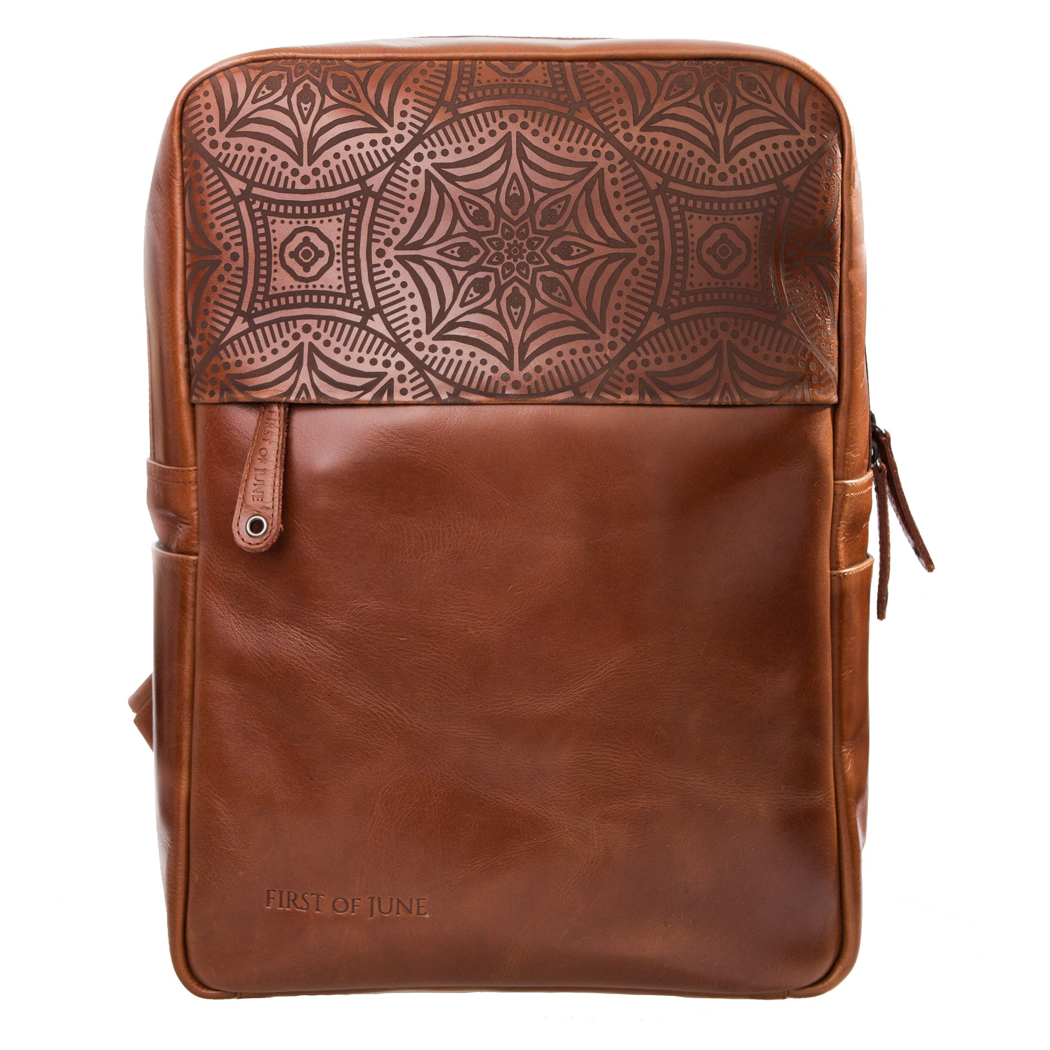 First of June, Rama, leather bag, vegetable tanned leather