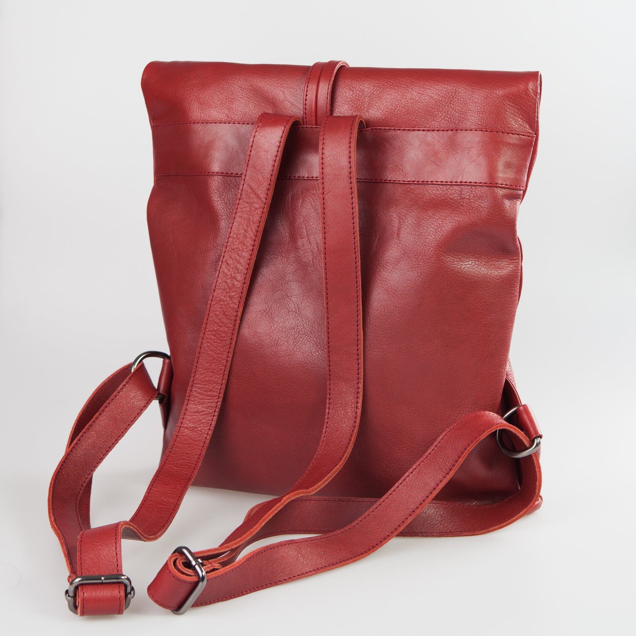 First of June, Shinta, leather bag, vegetable tanned leather