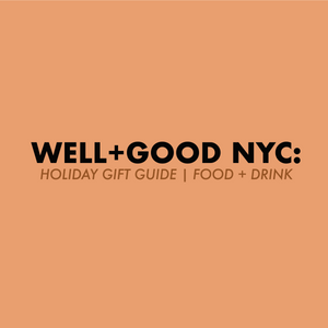 Well + Good's 2018 Holiday Gift Shop
